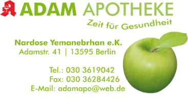 Adam-Apotheke Berlin