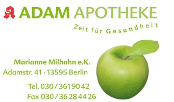 Adam Apotheke Berlin