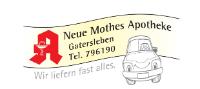 Neue-Mothes-Apotheke Gatersleben