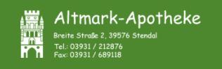 Altmark-Apotheke Stendal