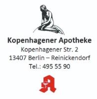 Kopenhagener Apotheke Berlin-Reinickendorf
