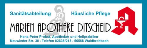 Marien-Apotheke Waldbreitbach