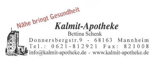 KALMIT-APOTHEKE Mannheim
