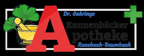 Kannenbäcker-Apotheke Ransbach-Baumbach