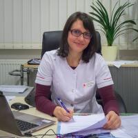 Team-Foto Dr. Martina Gerhardt
